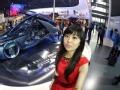 2015上海车展:车展众口味之新能源概念车