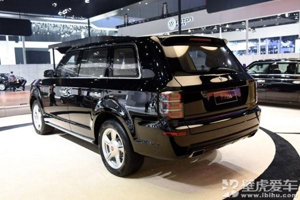 习大大越野专车 红旗发布全尺寸SUV 红旗LS5高清图片