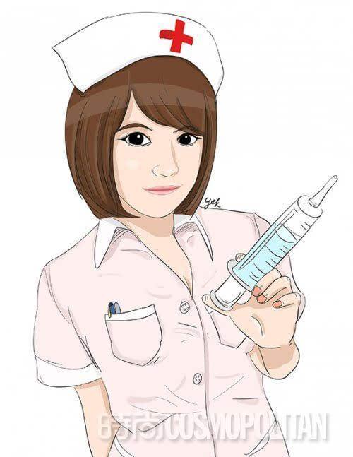 3.女医生