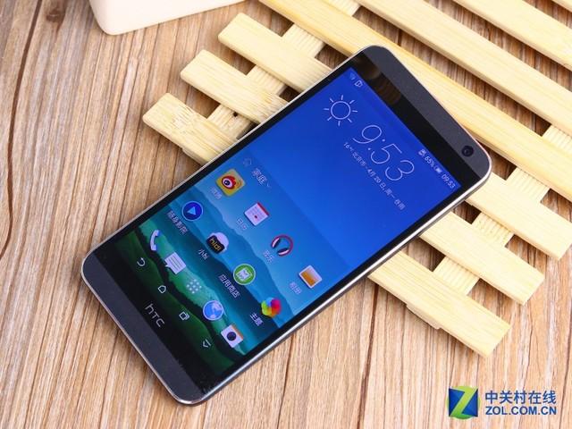 自然优雅时尚新作 HTC One E9+全面评测