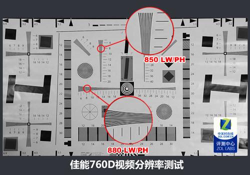 入门单反新标杆 佳能760D深度对比评测