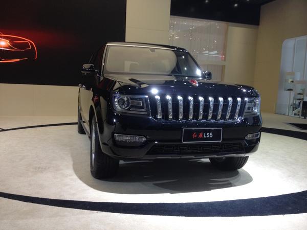 车展 上海国际车展之最高颜值盘点 高清图片