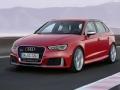 [海外新车]更高性能更实用 全新奥迪 RS3