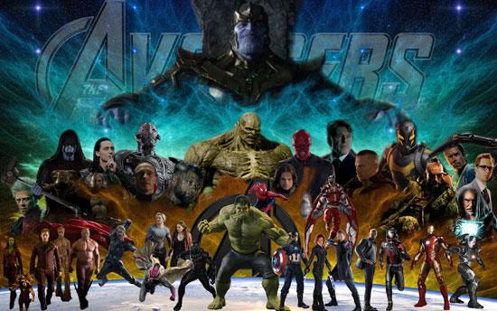 復仇者聯盟3 Image: 《复仇者联盟3》明年下半年开机 上下两部将连拍-搜狐娱乐