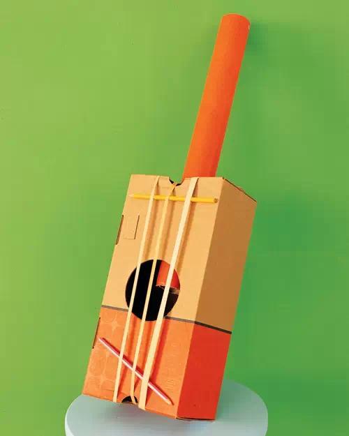 【资源篇】幼儿园乐器diy手工制作及新鲜玩法