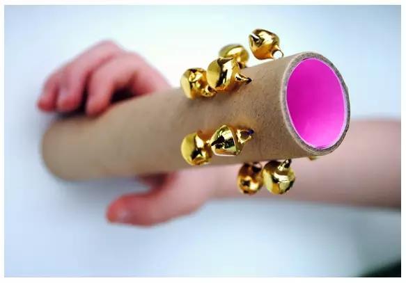 【资源篇】幼儿园乐器diy手工制作及新鲜玩法 ,太棒了