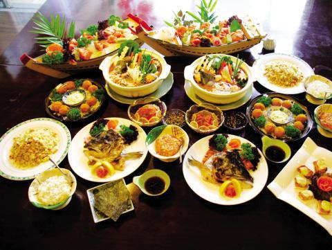 【内蒙古美食】全鱼宴