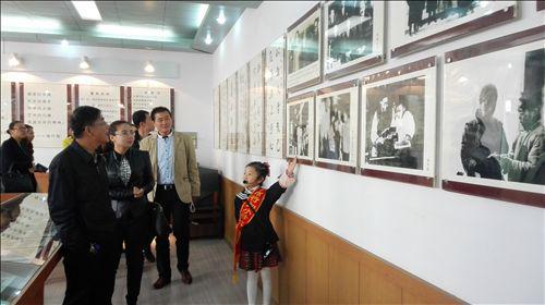 青海省西宁市开展防震减灾科普示范学校工作观摩交流会