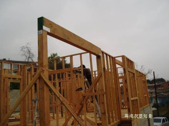 木房墙体结构图