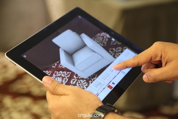 印度家具O2OUrbanLadder获硅谷明星级家具红兰图片