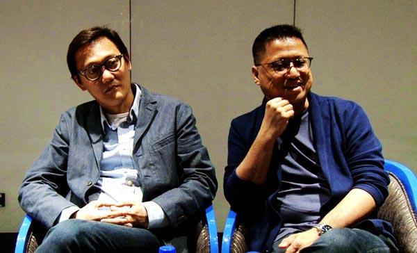 陆剑青、梁乐民这对搭档成为备受推崇的新导演。