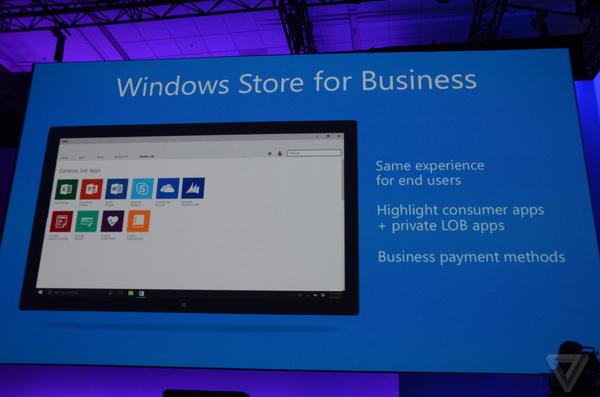"""Build 2015发布会简要回顾:Windows 10把iOS/Android""""都吃了""""的照片 - 14"""