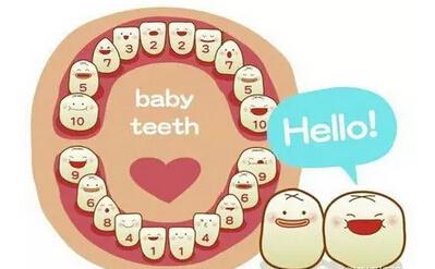 宝宝几个月长牙正常啊