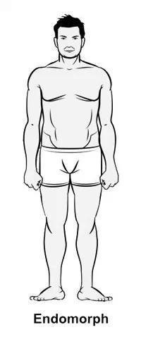 腹肌画法简笔画