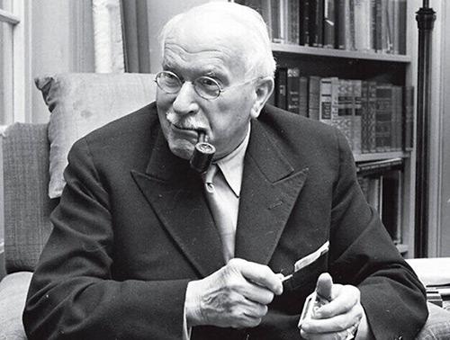 卡尔·古斯塔夫·荣格