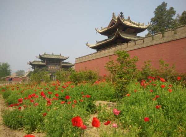 中国旅游景区摄影大赛手机微拍组4月份获奖作品