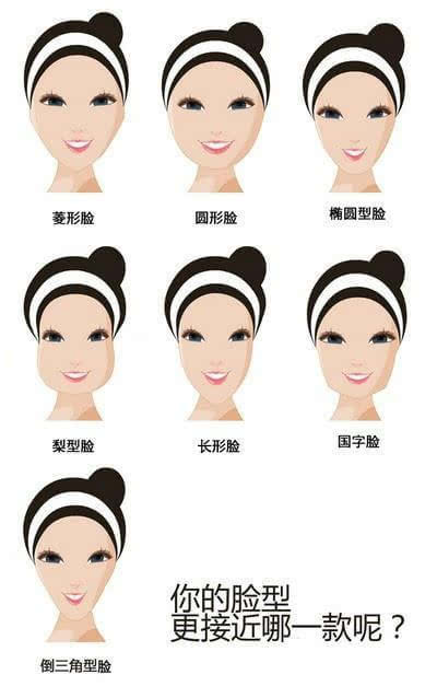 大脸盘适合什么短发型图片