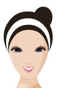 大脸盘适合什么短发发型图片图片