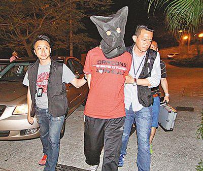 涉殴毙遛狗老人的女子疑犯在美田鸷就逮。来历 香港《文报告请示》
