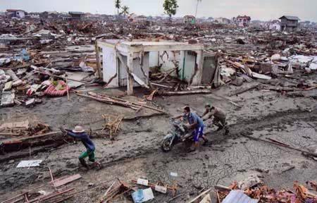 盘点历史上死亡人数最多的十次大地震