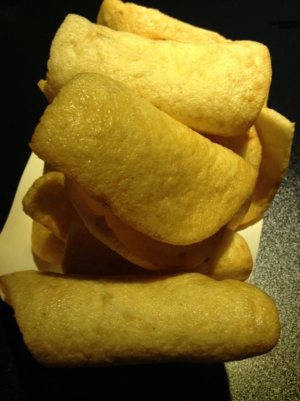 【印尼大虾片】18:很大一块,吃起来很脆,小伙伴们一致好评,推荐!图片