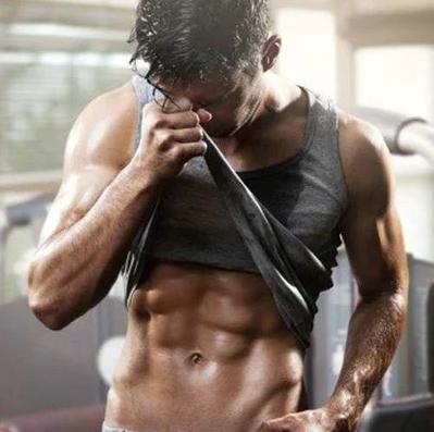 大腹便便苦恼多,男人减肚子最有效的八项运动