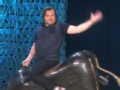 《艾伦秀第12季片花》S12E148 布莱克挑战机械牛