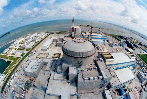 中国内陆核电安全一以贯之:在建核电站因日本福岛核事故停工