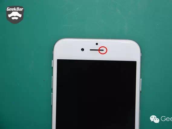 苹果7话筒图解
