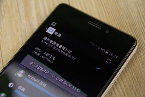 2.5D弧形屏+5000mAh电池 TCL续航+手机图赏