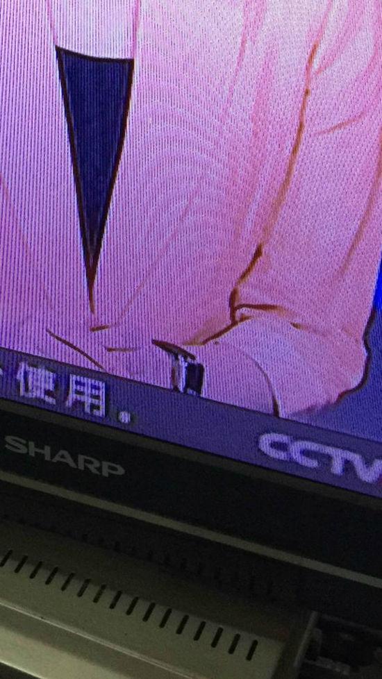 央视美女主播戴苹果手表出镜 网友质疑其炫富