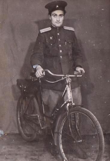 乌克兰中尉弗拉基米尔・盖尔芬德。