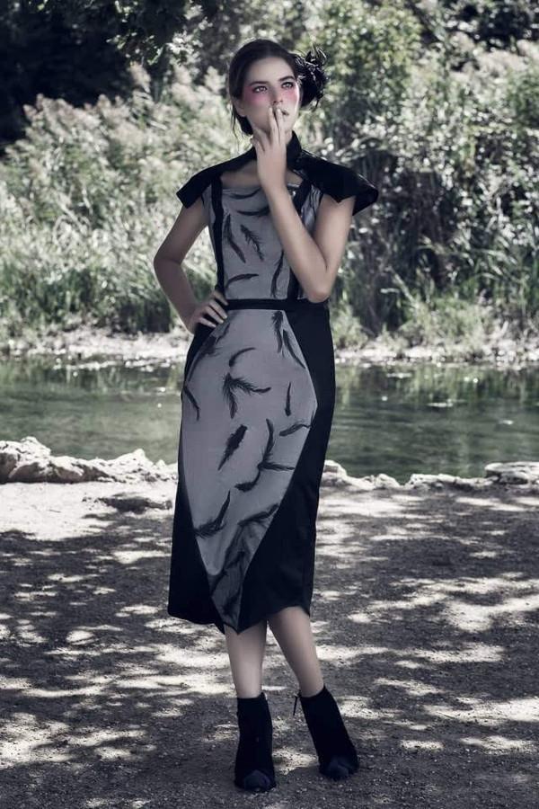 新中式服装 美到爆!图片