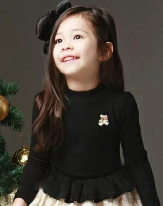 儿童女孩公主发型图片 图片合集图片