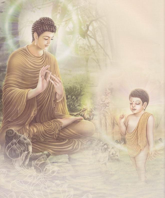 釋迦牟尼的一生 釋迦牟尼佛傳奇(組圖)