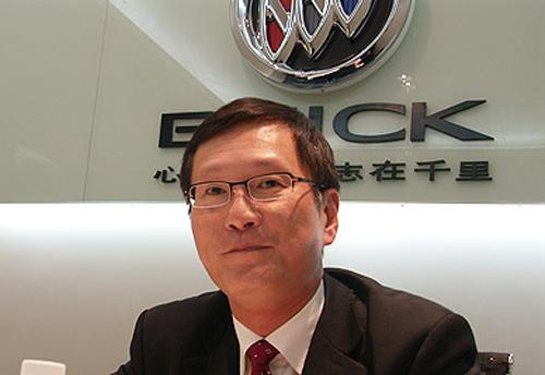 上海通用原副总经理蔡宾调任上汽集团 施弘接任