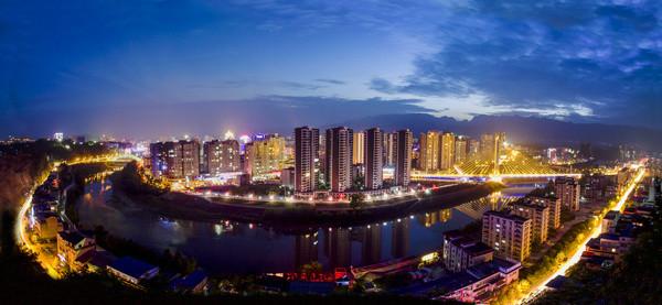 恩施史上最全夜景赏析,生活在这座城市的你,是否发现了她的美呢?