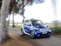 [海外试驾]2015款smart fortwo 智能汽车