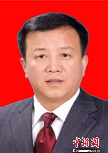 昌吉市委书记李成辉。