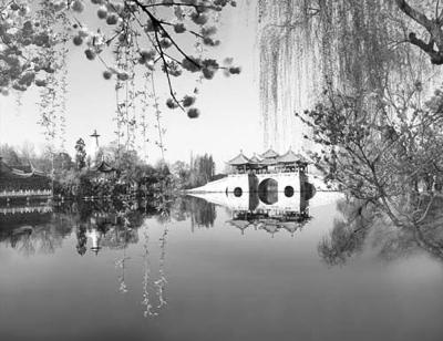扬州:三月烟花(图)