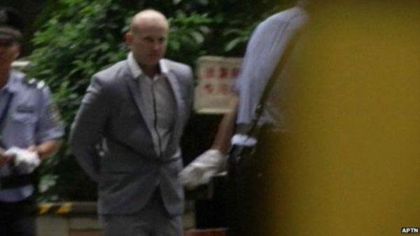 皮特·加德内尔(Peter John Vincent Gardner)涉嫌私运毒品罪5月7日在广州中级公民法院受审。