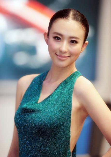 中国十大拥有最美胸的车模有哪些昵?