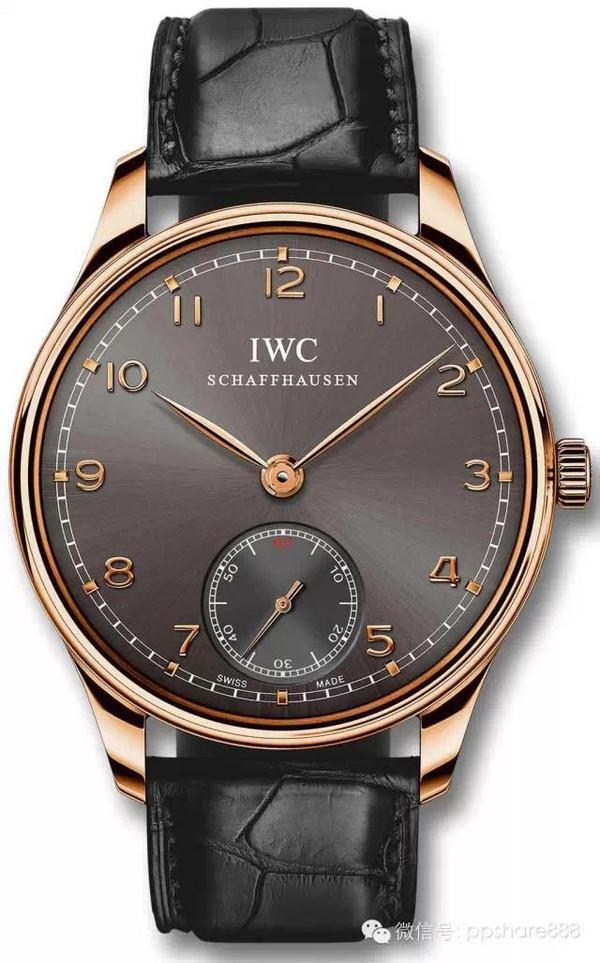 打造的手表自媒體,專注于免費提供萬國iwc-葡萄牙系列男士機械腕表圖片