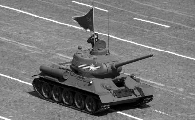 喊t歌_t-34/85中型坦克
