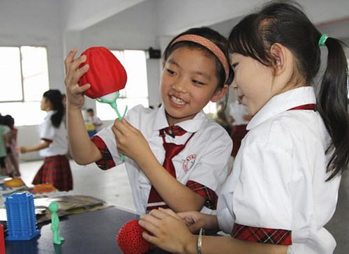 3D打印技术应用于孩子年级中你的小学呢?课教学教案v孩子八图片