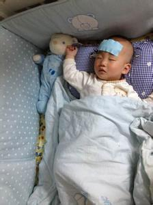分享几个治疗小孩发烧咳嗽的小方法希望能帮到