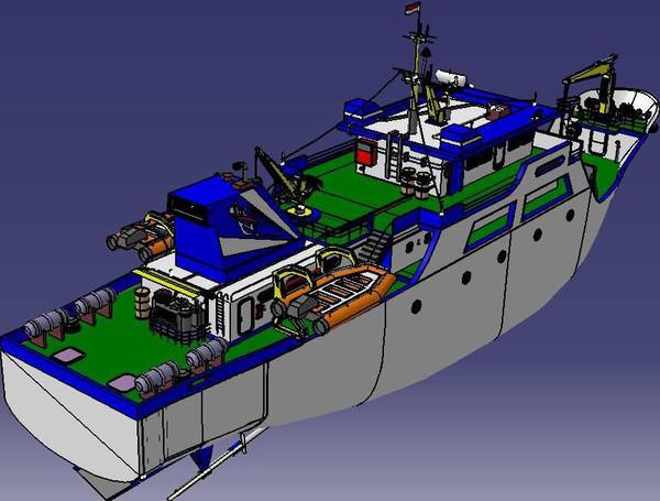 配套海表里专业船舶设计软件