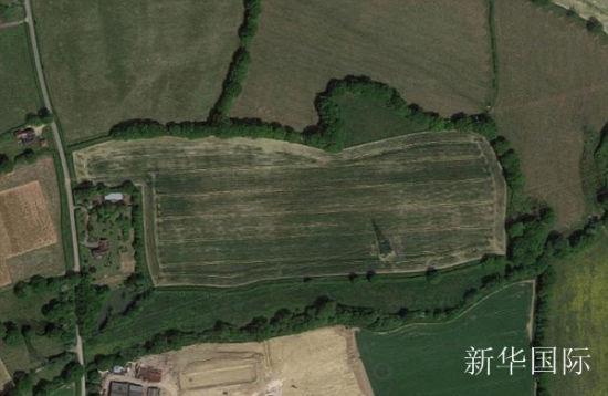 沃斯利名下农场。图像来历:英国《逐日邮报》网