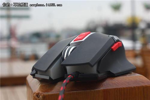 炫光风暴英雄A9800电竞鼠标
