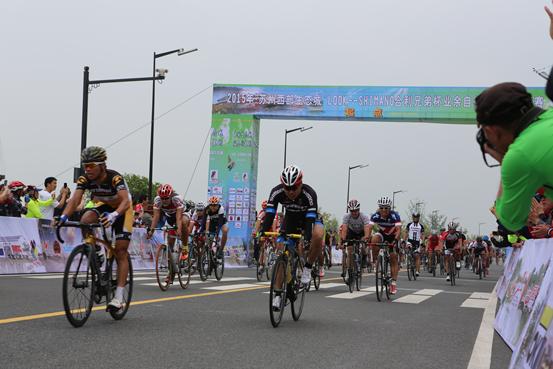 2015年LOOK杯自行车赛苏州西部生态城激情上演